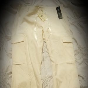 NWT Banana republic tie string cargo